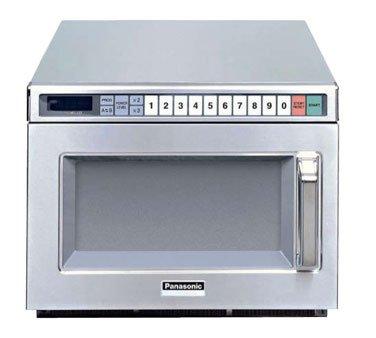 Panasonic Ne 1258r Countertop Microwave Ovens