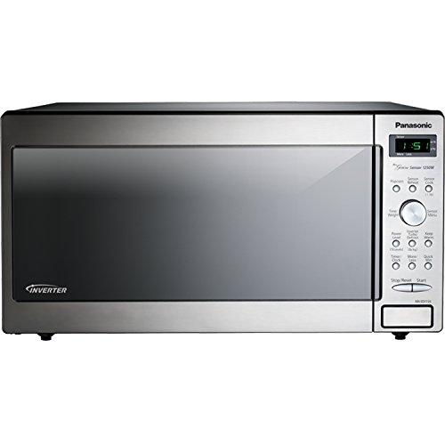 Panasonic 1250w 1 6 Cu Ft Countertop Built In Microwave